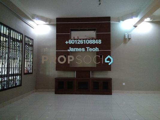 Terrace For Sale in Taman Pelangi Semenyih, Semenyih Freehold Semi Furnished 4R/3B 470k