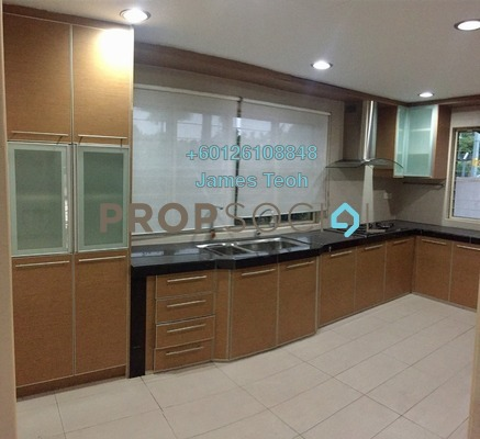 Terrace For Sale in Bandar Puteri Klang, Klang Freehold Semi Furnished 4R/3B 699k