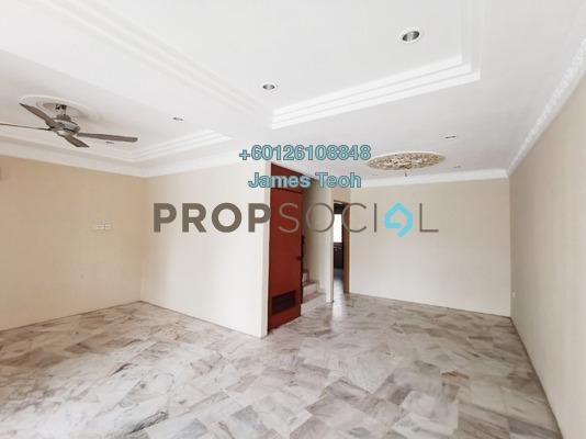 Terrace For Sale in Taman Sungai Jati, Klang Freehold Semi Furnished 4R/3B 495k