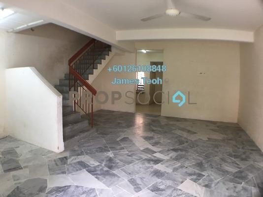 Terrace For Sale in Section 2, Bandar Mahkota Cheras Freehold Semi Furnished 4R/3B 430k