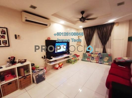 Terrace For Sale in Bandar Bukit Tinggi 1, Klang Freehold Semi Furnished 4R/3B 650k