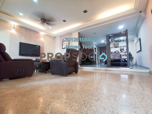 Terrace For Sale in Taman Gembira, Klang Freehold Semi Furnished 4R/3B 525k