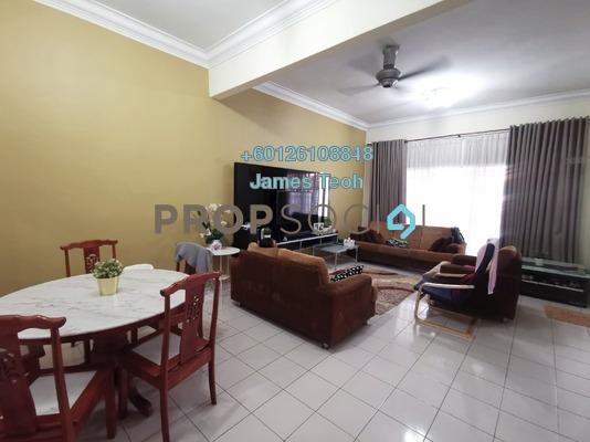 Terrace For Sale in Bandar Puteri Klang, Klang Freehold Semi Furnished 4R/3B 560k
