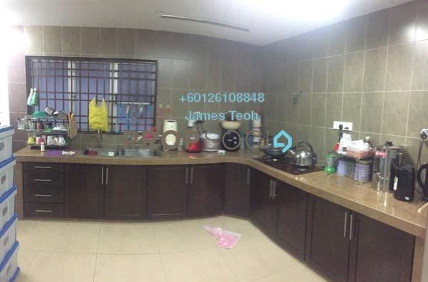 Terrace For Sale in Taman Pendamar Indah 2, Port Klang Freehold Semi Furnished 4R/3B 380k