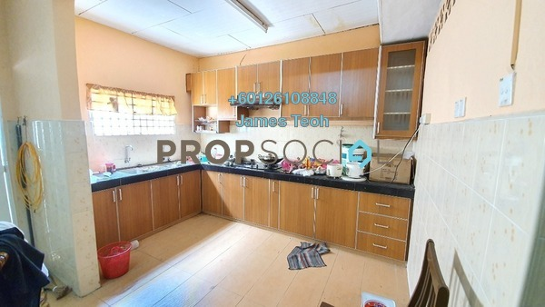 Terrace For Sale in Taman Chi Liung, Klang Freehold Semi Furnished 4R/3B 520k
