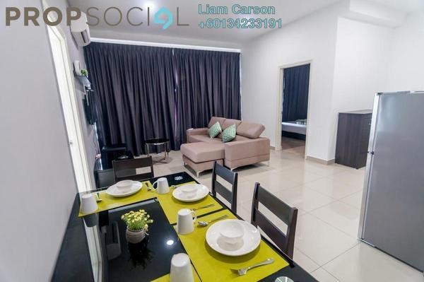 Condominium For Sale in BP14, Bandar Bukit Puchong Freehold Fully Furnished 2R/2B 294k