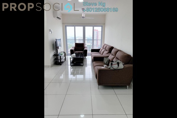 Condominium For Rent in Koi Suites, Puchong Freehold Fully Furnished 3R/2B 1.3k