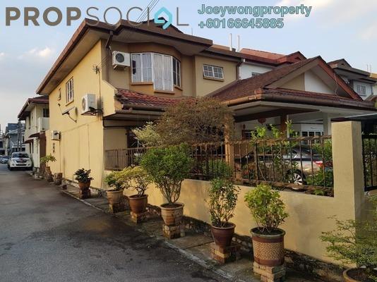 Terrace For Sale in PU2, Bandar Puchong Utama Freehold Semi Furnished 4R/3B 910k
