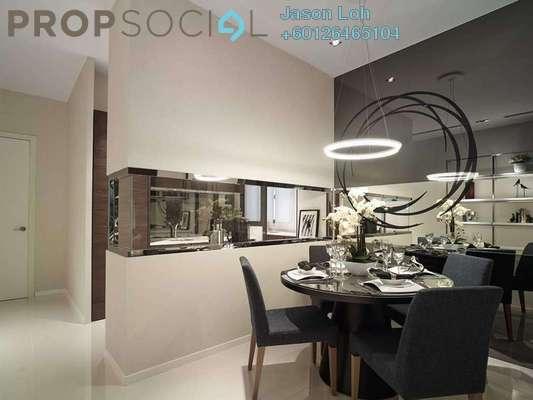 Condominium For Sale in Platinum Splendor Residence, Kuala Lumpur Freehold Unfurnished 3R/2B 490k