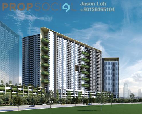 Condominium For Sale in Platinum Splendor Residence, Kuala Lumpur Freehold Unfurnished 3R/2B 300k
