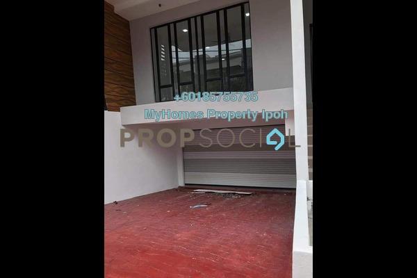 Terrace For Rent in Bandar Seri Botani, Ipoh Freehold Unfurnished 4R/5B 1.5k
