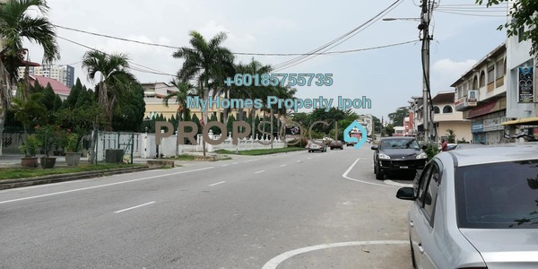 Land For Rent in Jalan Datoh, Ipoh Freehold Unfurnished 0R/0B 6k