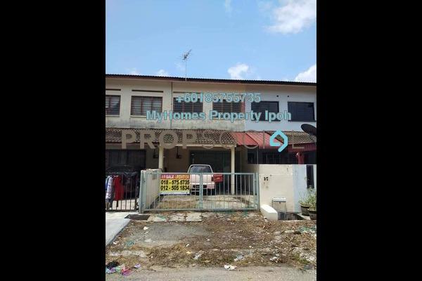 Terrace For Rent in Bandar Lahat Baru, Ipoh Freehold Unfurnished 3R/2B 630translationmissing:en.pricing.unit