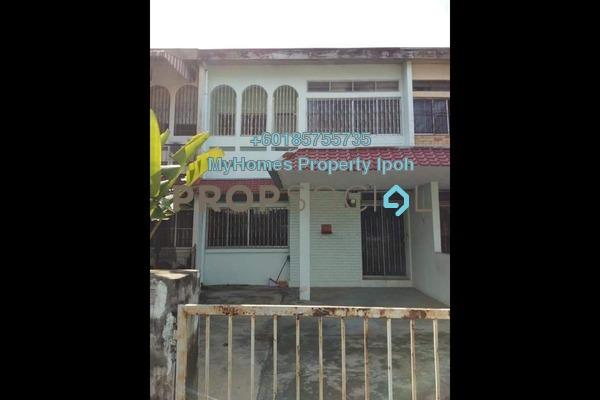 Terrace For Rent in Taman Pasir Putih Selatan, Ipoh Freehold Unfurnished 3R/3B 550translationmissing:en.pricing.unit