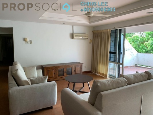 Condominium For Rent in Sri Wangsaria, Bangsar Freehold Fully Furnished 3R/0B 4.6k