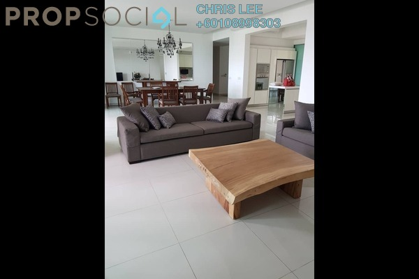 Condominium For Rent in Zehn Bukit Pantai, Bangsar Freehold Fully Furnished 4R/4B 10k