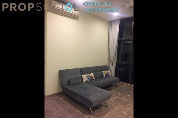 Condominium For Rent in Laman Ceylon, Bukit Ceylon Freehold Fully Furnished 1R/1B 2.5k