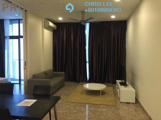 Condominium For Rent in Laman Ceylon, Bukit Ceylon Freehold Fully Furnished 2R/2B 3.5k