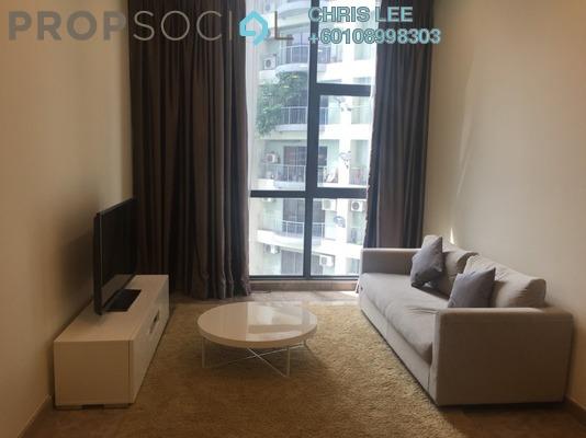 Condominium For Rent in Laman Ceylon, Bukit Ceylon Freehold Fully Furnished 2R/2B 3.3k