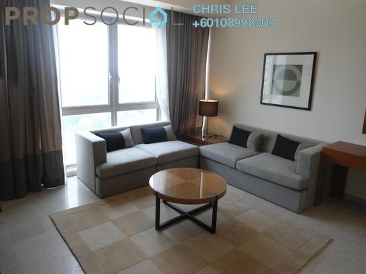 Condominium For Rent in myHabitat, KLCC Freehold Fully Furnished 1R/1B 2.6k