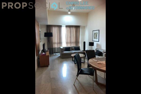 Condominium For Rent in myHabitat, KLCC Freehold Fully Furnished 2R/1B 3k