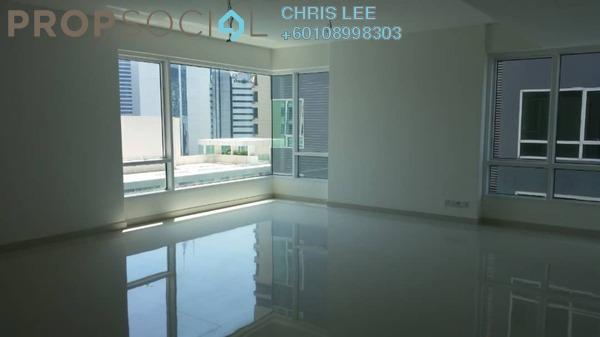Condominium For Rent in Verticas Residensi, Bukit Ceylon Freehold Semi Furnished 3R/2B 8k