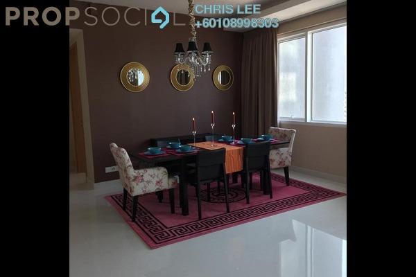 Condominium For Rent in Verticas Residensi, Bukit Ceylon Freehold Fully Furnished 2R/2B 5.8k