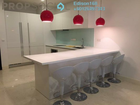 Condominium For Rent in Banyan Tree, KLCC Freehold Fully Furnished 2R/2B 5.5k