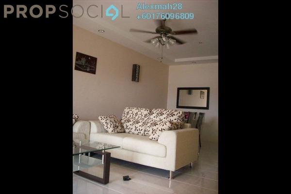 Condominium For Rent in Seri Maya, Setiawangsa Freehold Fully Furnished 3R/2B 3.2k
