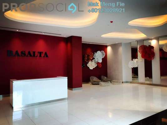 Serviced Residence For Sale in EcoSky, Kuala Lumpur Freehold Semi Furnished 2R/2B 650k
