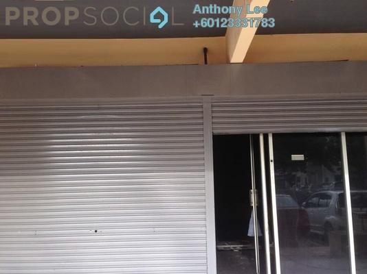 Shop For Rent in Taman Pusat Kepong, Kepong Freehold Unfurnished 0R/2B 3.9k