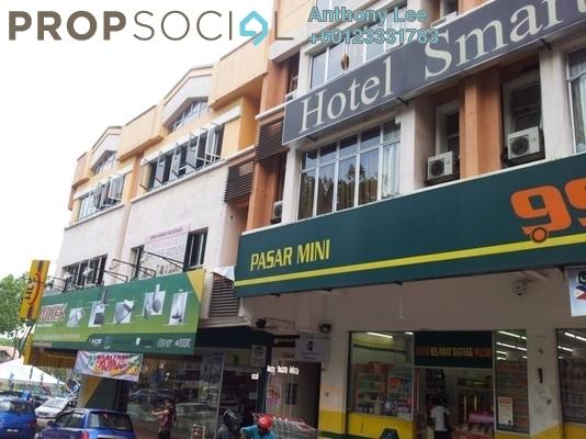 Shop For Rent in Wangsa Metroview, Wangsa Maju Freehold Unfurnished 0R/2B 1.9k