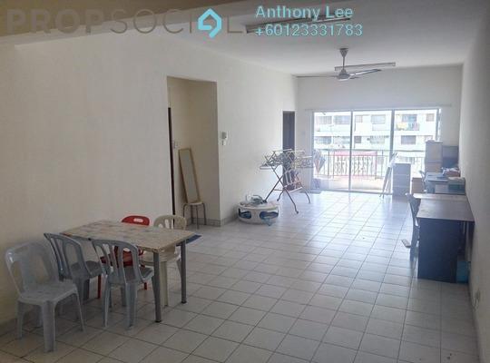 Condominium For Rent in Plaza Prima Setapak, Setapak Freehold Semi Furnished 3R/2B 1.7k