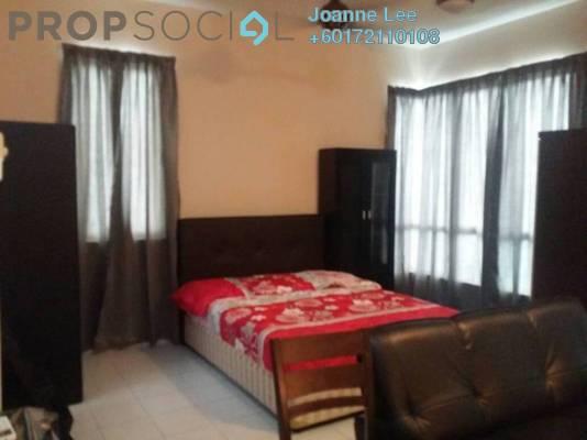 Serviced Residence For Rent in Casa Tiara, Subang Jaya Freehold Fully Furnished 1R/1B 1.5k