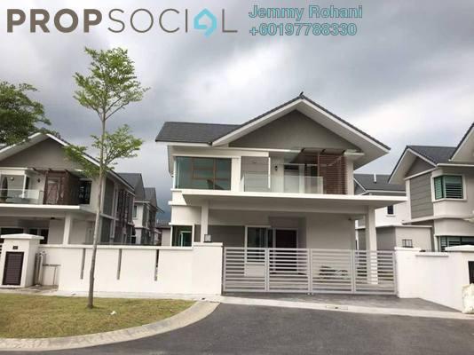 Bungalow For Rent in Cempaka 1, Kota Seriemas Freehold Fully Furnished 5R/3B 3.5k