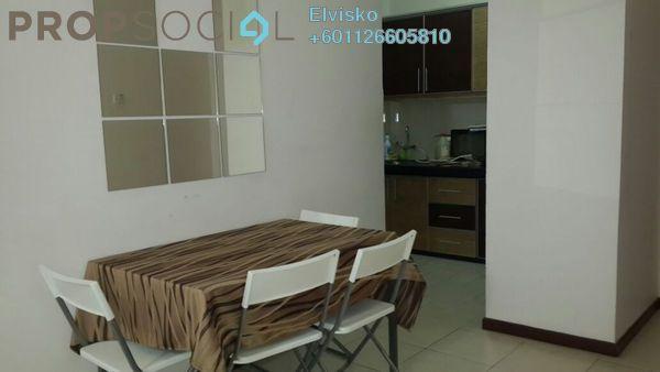 Apartment For Rent in Baiduri Courts, Bandar Bukit Puchong Freehold Fully Furnished 3R/2B 1.1k