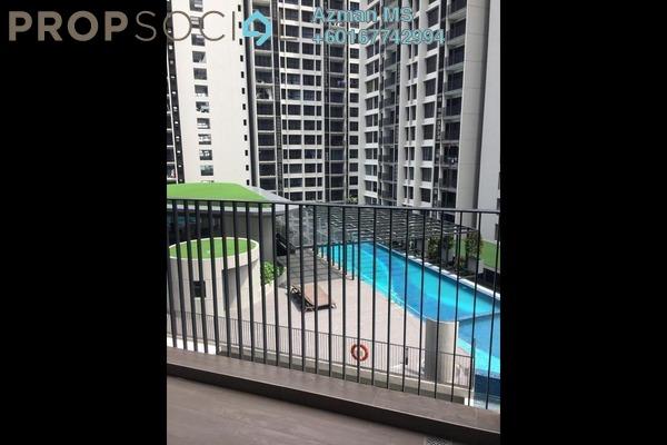 Serviced Residence For Rent in Geo Bukit Rimau, Bukit Rimau Freehold Unfurnished 4R/3B 1.7k