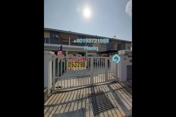 Terrace For Rent in Rembulan, Bandar Enstek Freehold Fully Furnished 4R/3B 1.6k