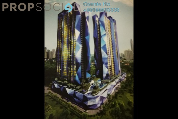 Condominium For Sale in Picasso Residence, Ampang Hilir Freehold Fully Furnished 4R/4B 1.92m