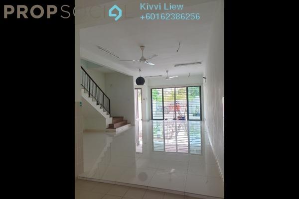 Terrace For Rent in Nahara, Bandar Bukit Raja Freehold Unfurnished 3R/2B 1.2k