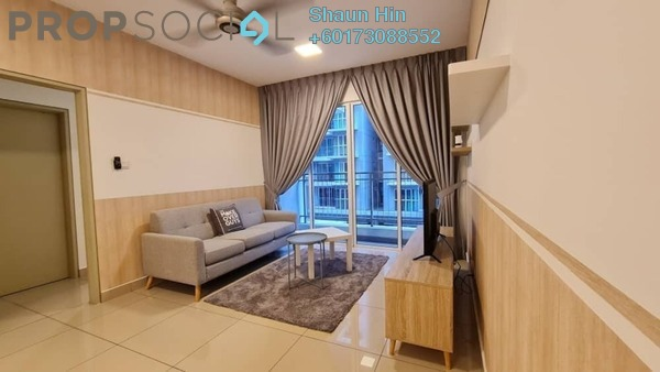 Condominium For Rent in Pacific Place, Ara Damansara Freehold Fully Furnished 2R/2B 2k