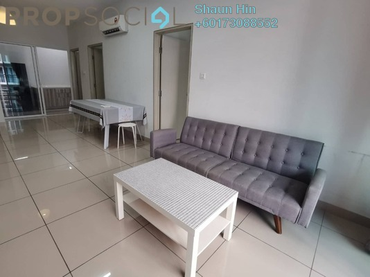 Condominium For Rent in Pacific Place, Ara Damansara Freehold Fully Furnished 2R/2B 1.7k