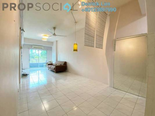 Condominium For Rent in Jalil Damai, Bukit Jalil Freehold Semi Furnished 3R/2B 1.2k
