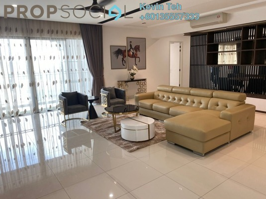 Condominium For Rent in Residensi 22, Mont Kiara Freehold Fully Furnished 4R/4B 12k