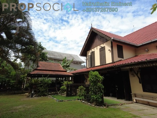 Bungalow For Sale in Section 2, Shah Alam Freehold Semi Furnished 6R/7B 3m