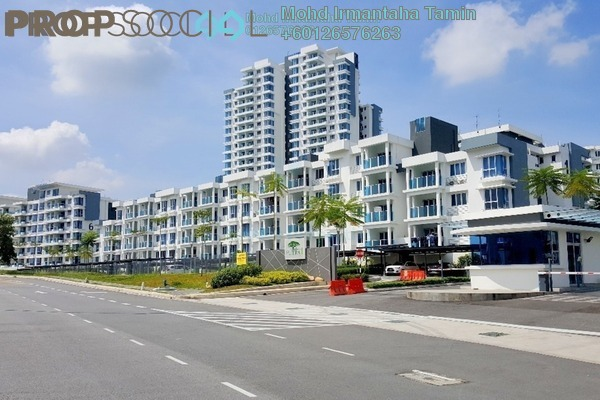 Apartment For Rent in Putra 1 Apartment, Bandar Seri Putra Freehold Fully Furnished 3R/2B 2k