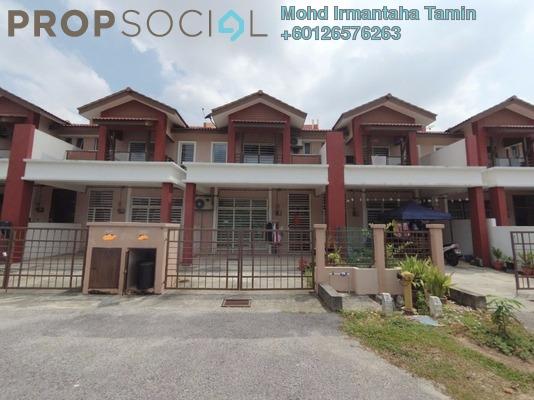 Terrace For Sale in Seri Pristana, Sungai Buloh Freehold Semi Furnished 4R/3B 550k