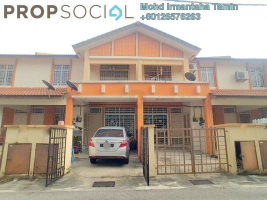 Townhouse For Sale in Seri Pristana, Sungai Buloh Leasehold Unfurnished 3R/2B 310k