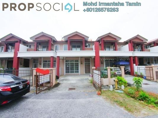 Terrace For Sale in Seri Pristana, Sungai Buloh Freehold Semi Furnished 4R/3B 530k