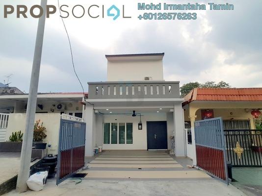 Terrace For Rent in Taman Melawati, Kuala Lumpur Freehold Semi Furnished 5R/3B 2.5k